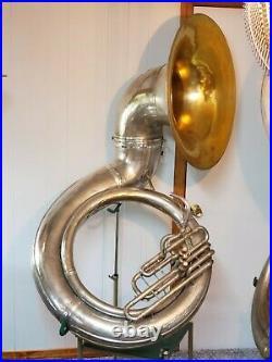 Conn 46K Jumbo Sousaphone