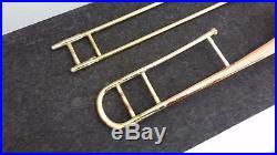 Conn Copper Bell Trombone 18h