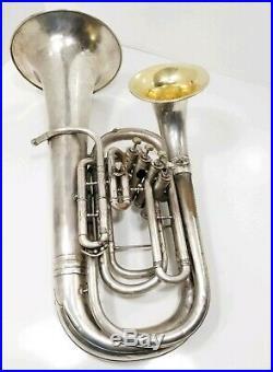 Conn Double Bell 4 Valve Euphonium 140, XXX