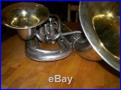 Conn Double Bell Euphonium/Baritone Horn, 5 Valves, Model 30 I