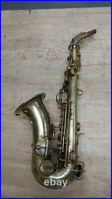Conn Soprano Saxophone