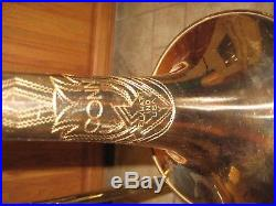 Conn Trombone, 8/88H, Good Slide, Project Horn