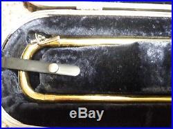 Conn tenor trombone Copper bell
