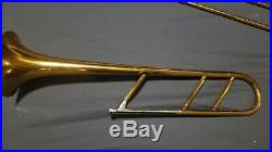 Early 30's Conn 44H Vocabell Trombone