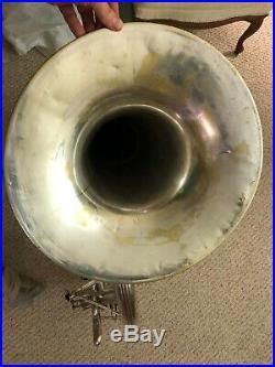 Eb E Flat Helicon Tuba Buescher 1910