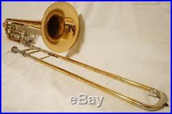 Elkhart Conn 62H Professional TIS Bass Trombone Bb/F/Eb