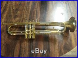FE Olds Super trumpet Bb, made in Los Angeles 1953