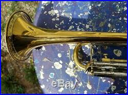 F. E. Olds Super Trumpet, 1947 L. A