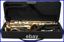 Factory Refurbished Jean Paul TS-400 Tenor Saxophone with Carrying Case