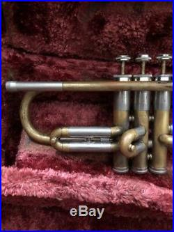 GIFT $ALE HOLY GRAIL ORIG MARTIN HANDCRAFT COMMITTEE TRUMPET 1940s Bach Mpc