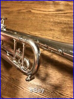 Getzen Eterna II 700s Trumpet Elkhorn WI USA
