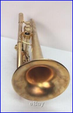 Gold Monette Trumpet Flumpet