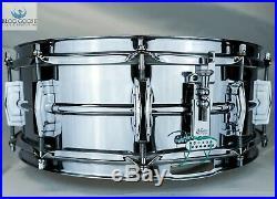 Grail Alert Ludwig Vintage 1960-63 Super400 Cob Supraphonic Snare Drum