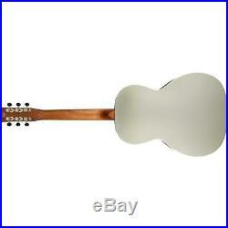 Gretsch G9201 Honey Dipper Round-Neck Resonator Guitar, Rosewood Fretboard, Natu