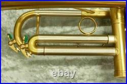 H. Selmer CONCEPT TT Trumpet Excellent Condition