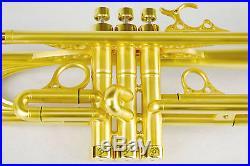 Harrelson Summit ONE Trumpet custom build options