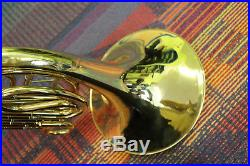 Holton'Farkas' Model H378 Double French Horn GOOD CONDITION