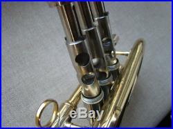 Holton ST303 FIREBIRD MFIII Maynard Ferguson trumpet GAMONBRASS case