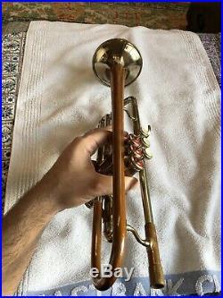 Holton Super Collegiate Trumpet (Circa 1957)