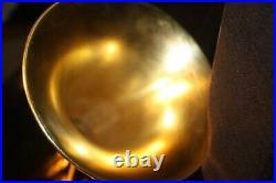 Insanely Rare! 1987 Monette Bb Flugelhorn Goldplate Only 2 ever built until 2015