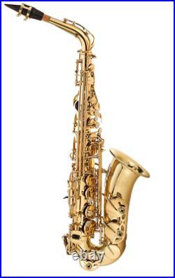 Jean Paul USA Intermediate Alto Saxophone AS-400