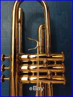Kanstul 700 Series Bb Trumpet