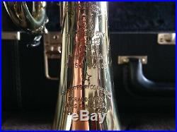 Kanstul French Besson Brevete Trumpet