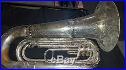 Kanstul Grande Contra 3-valve G bugle