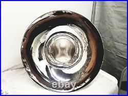 King 2350 Satin Silver, Restored
