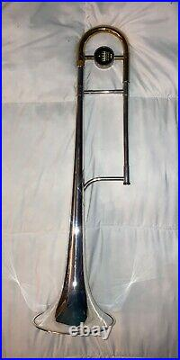 King 2-B Liberty Trombone (1960-1965) used, case included