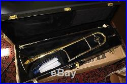 King 3B Professional. 508 Bore Trombone MINT CONDITION