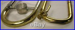 King 3b Concert Silver Sonic Valve And Slide Trombone Sterling Bell Eastlake Wow