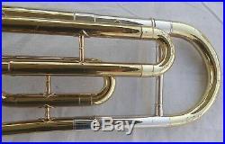 King Model 607 F Trigger Trombone