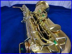 King Super 20 Baritone Saxophone, Beautifully Restored