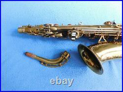 King Zephyr Alto Saxophone Circa 1952