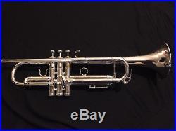 LA Benge 5X Trumpet With Case