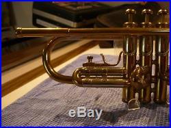 L. A. Olds Super trumpet Los Angeles
