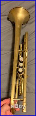 Lawler 26B professional trumpet Brand new brushed lacquer finish