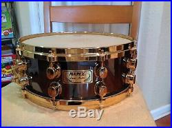 MAPEX Brass Master Snare Drum
