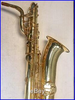 Martin Yanagisawa 880 Baritone Saxophone In Good Playable Condition 00118876
