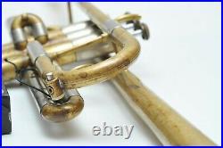 Monette Chicago C Trumpet With C11 Mouthpiece