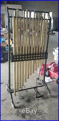 Musser M665 Chimes 1.5 Brass Tubes Bells