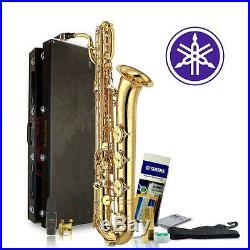 NEW 2019 Yamaha YBS-62 02 Baritone Saxophone FREE SHIPPING BrassBarn