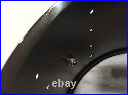 NEW DW Collectors Metal 14x8 BNOB Snare Drum Shell Black Nickel over Brass 8x14