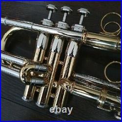 NEW OLD STOCK! Holton ST-303 Maynard Ferguson FIREBIRD GAMONBRASS trumpet