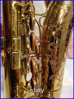 NEW PRICE! Martin Committee III The Martin Alto Saxophone! AMAZING ENGRAVING