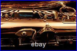 NEW Yanagisawa AWO2 (A-WO2) Bronze Alto Saxophone BrassBarn