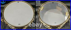 Neil Peart R40 Tour #127/250 Dw Collector's Icon Hvlt Snare Drum