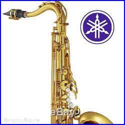 New 2019 Yamaha YTS-62 III Tenor Saxophone FREE SHIPPING BrassBarn