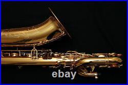 New 2020 Yamaha YBS-62 02 Baritone Saxophone Complete Retail Kit